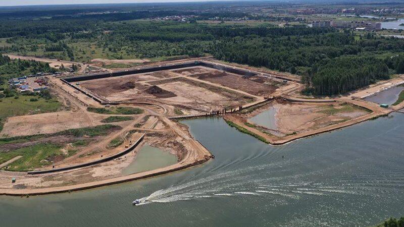 Игорь Руденя: В 2022 году планируется открыть речной порт в Завидово