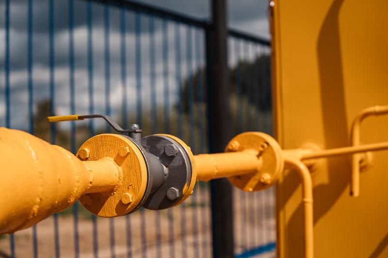 Строительство газовых сетей продолжается в Тверской области