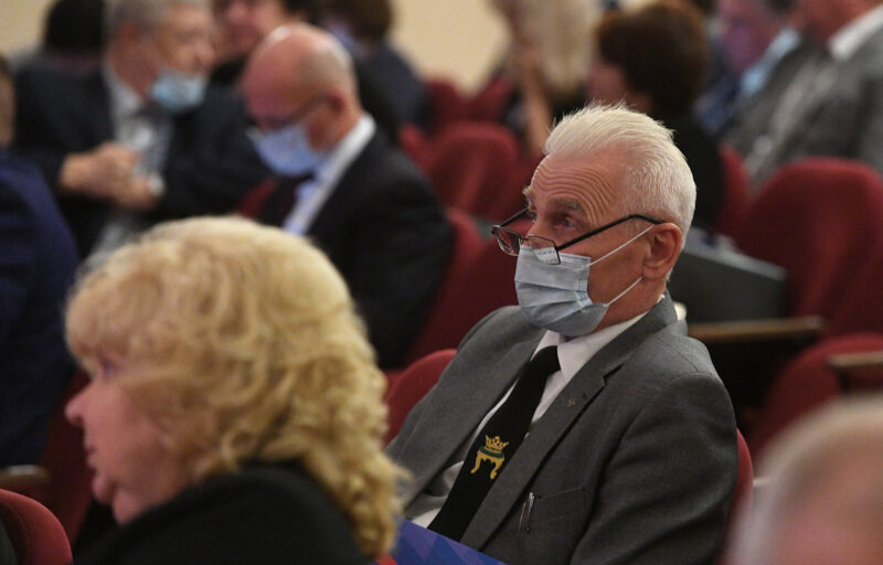 В Тери прошёл третий этап конференции Тверского регионального отделения партии «Единая Россия»