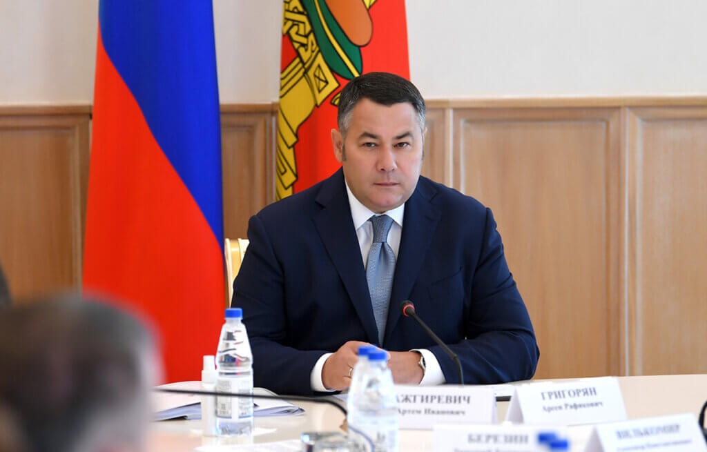 Игорь Руденя вошел в рейтинг «Губернаторская повестка» в связи с решением о господдержке сельхозпроизводителей