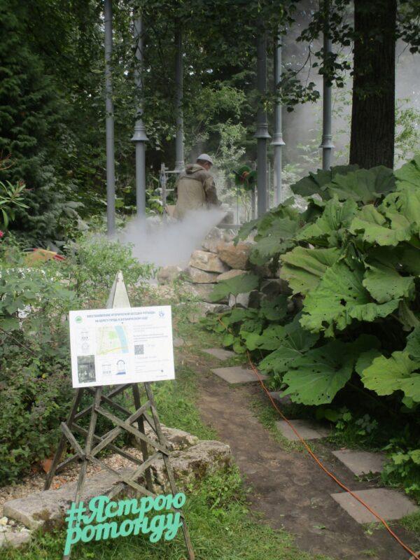 Ботаническому саду ТвГУ готовят подарок к его Дню рождения