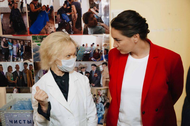 В Твери открылась первая парикмахерская для людей с особенностями