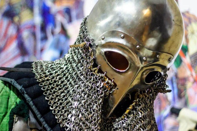 Княжеское оружие покажут желающим в тверской оружейной палате