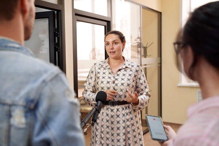 Юлия Саранова поделилась планами по развитию инклюзивного образования