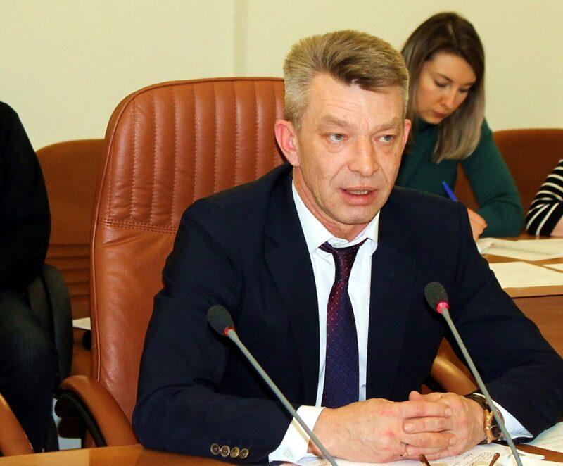 Министром транспорта по Тверской области назначен Сергей Верхоглядов