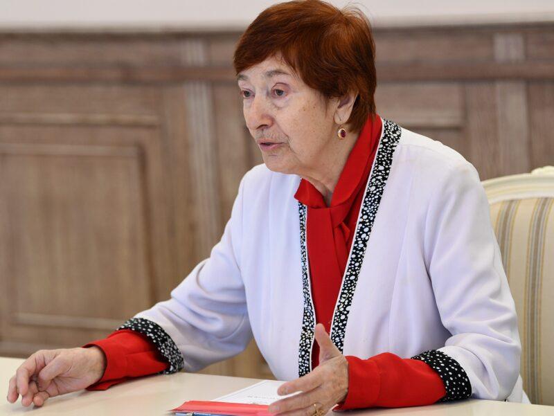 """Римма Золотарева: """"Дети войны"""" направили предложения в народную программу"""