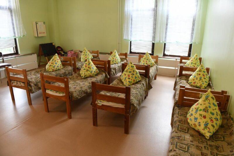 В детском саду Андреаполя открыта круглосуточная группа для детей, чьи семьи пострадали в результате стихии