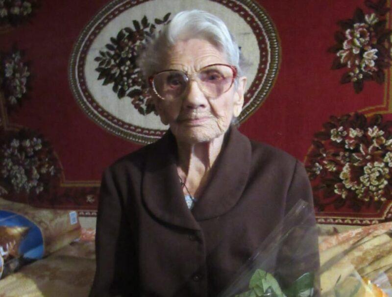 Столетний юбилей отмечает участница Великой Отечественной войны, жительница Рамешковского района Анна Белова