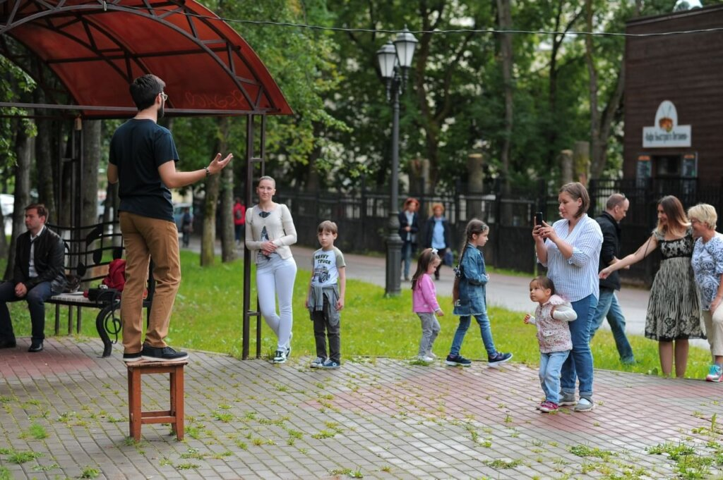 В библиотеке имени Горьковке выступят тверские поэты
