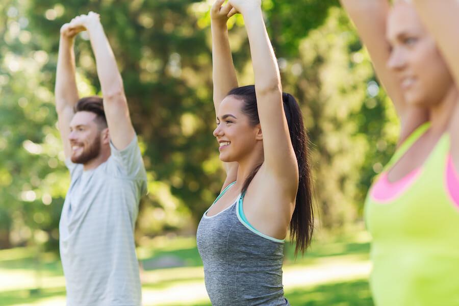 В Твери пройдут оздоровительные занятия на свежем воздухе
