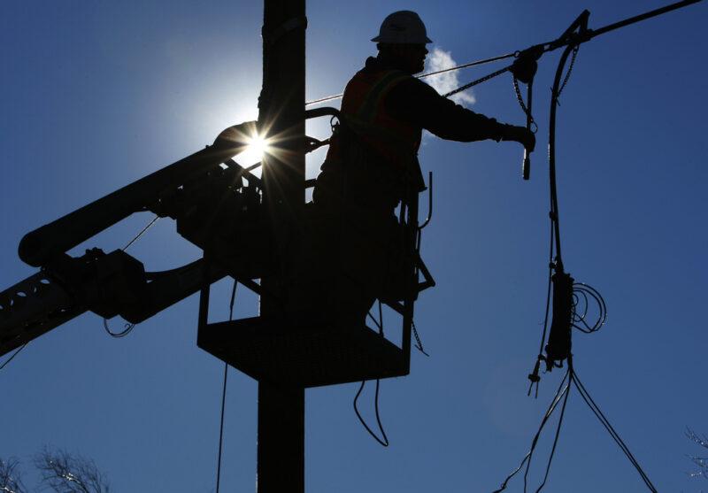 В Твери отключат электричество в двух районах города
