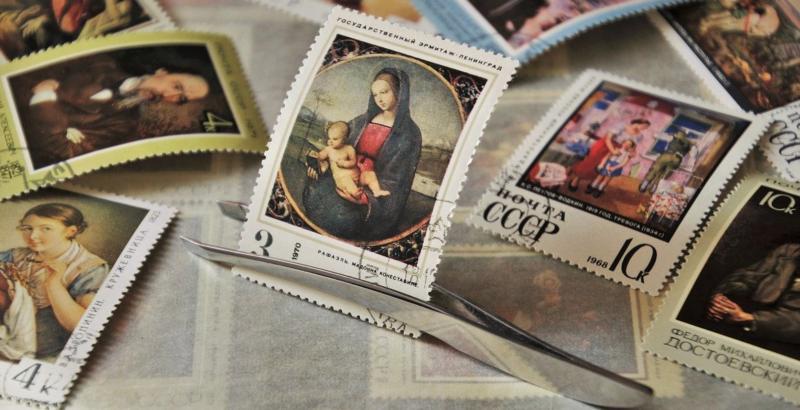 Тверской городской музейно-выставочный центр приглашает всех желающих узнать побольше о почтовой марке