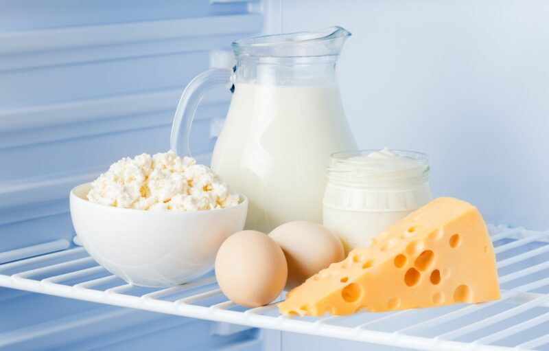 В составах молочной продукции в Тверской области зафиксированы факты подделки
