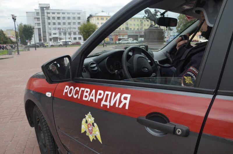 В Тверской области сотрудники Росгвардии не допустили 28 краж