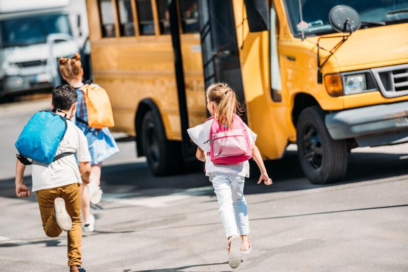 В поселении Хорошево Ржевского района закупят автобусы для детей и отремонтируют школу