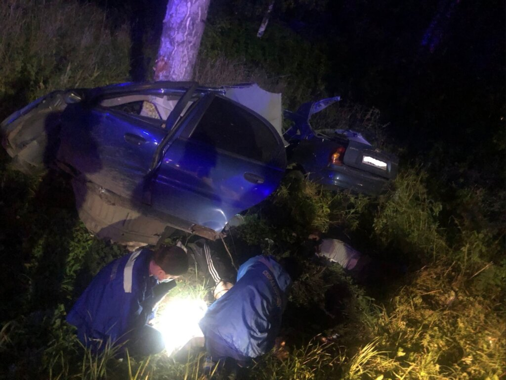 В Твери авария повлекла за собой гибель двух человек