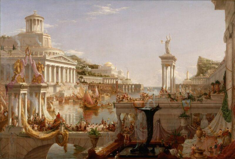 Тверская библиотека приглашает погрузиться в мир античности