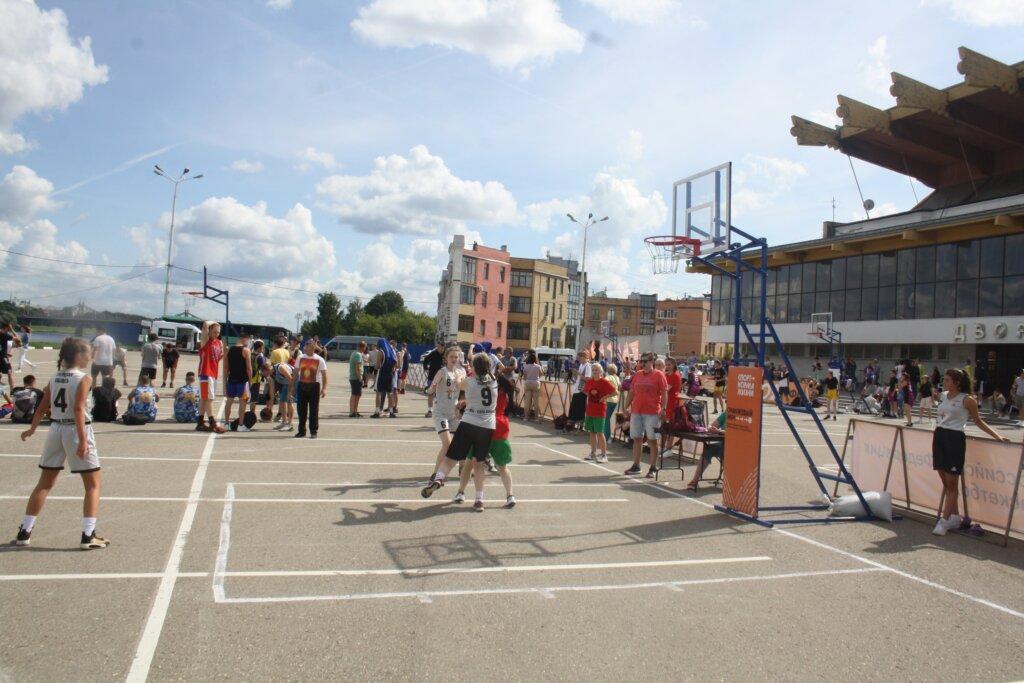 Ржевские баскетболисты стали одними из лучших на Всероссийских соревнованиях