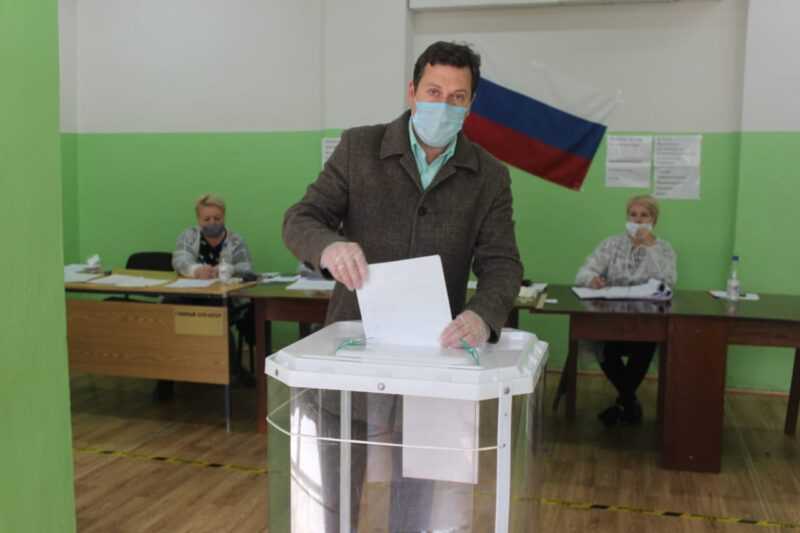 Выборы-2021 в Тверской области: до завершения голосования осталось несколько часов