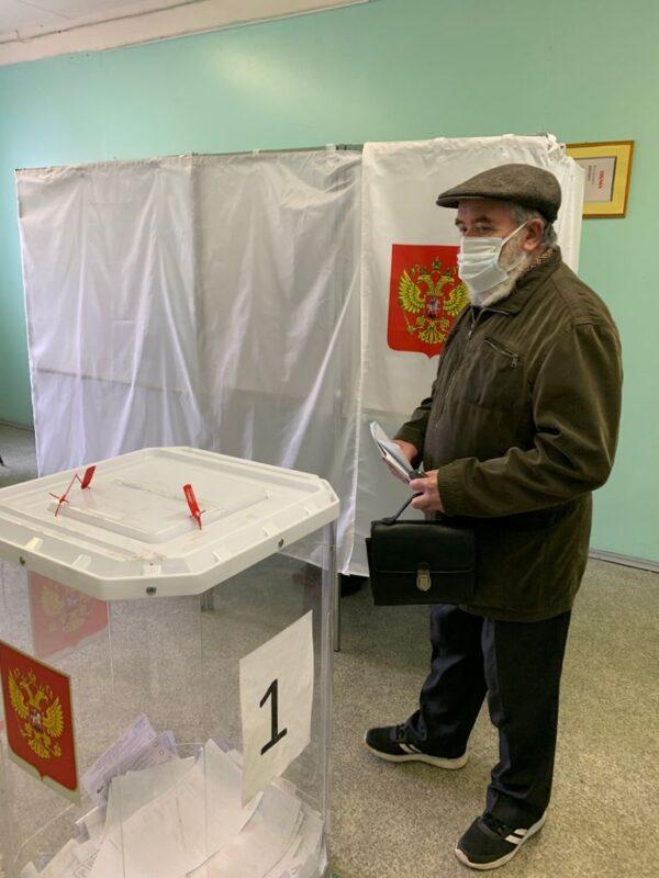 Вячеслав Воробьев: Мы голосуем за будущее тверской земли и России