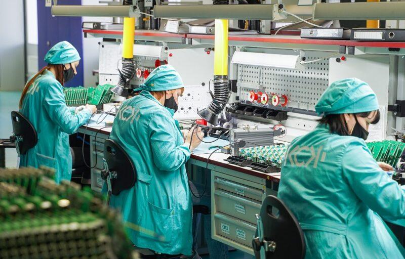 В Тверской области запустили новую систему рентгеновского контроля качества паяных соединений