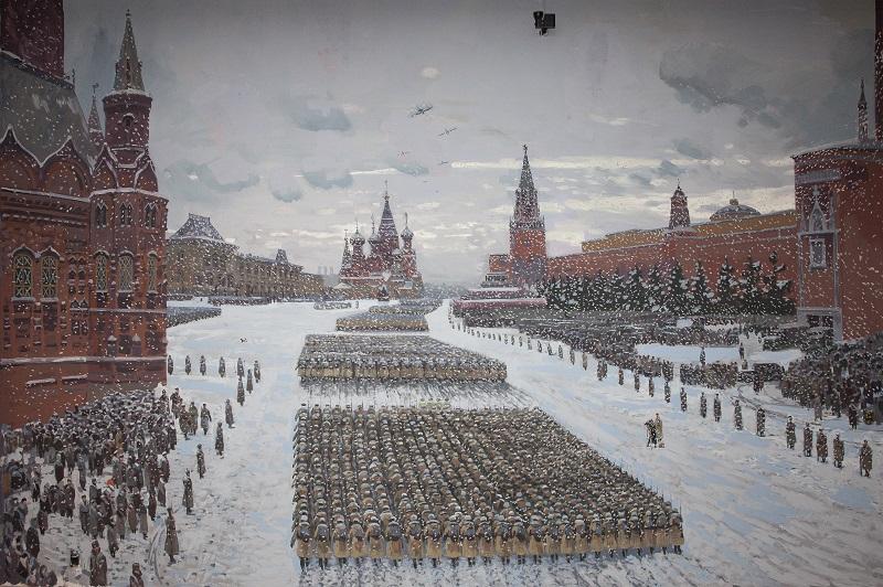 Музей Победы приглашает жителей Тверской области на онлайн-программу, посвященной к 80-летию начала биты за Москву