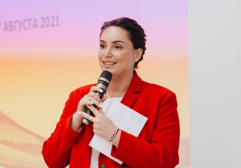 Юлия Саранова пригласила молодёжь поучаствовать в марафоне «Новое знание»