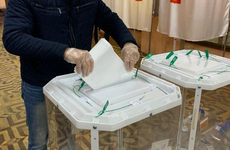 Жители Тверской области делают свой выбор в основной день голосования