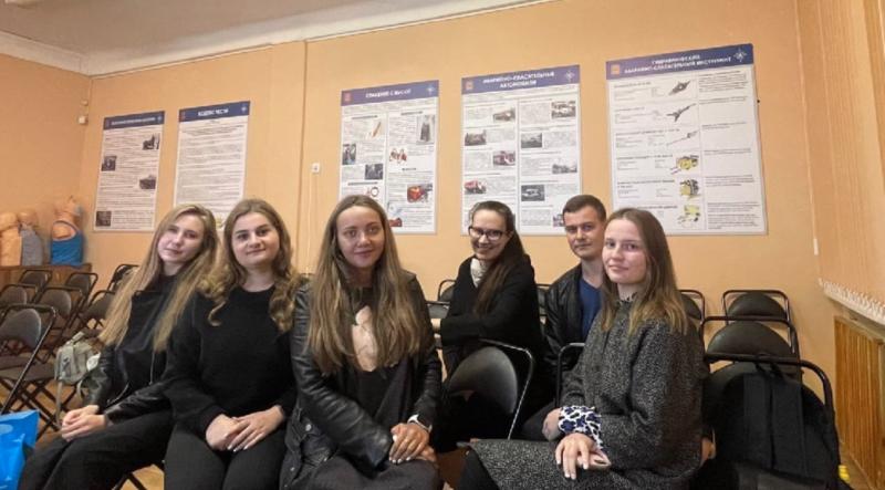 Главный эксперт РИА Верхневолжье рассказал молодежи о работе СМИ