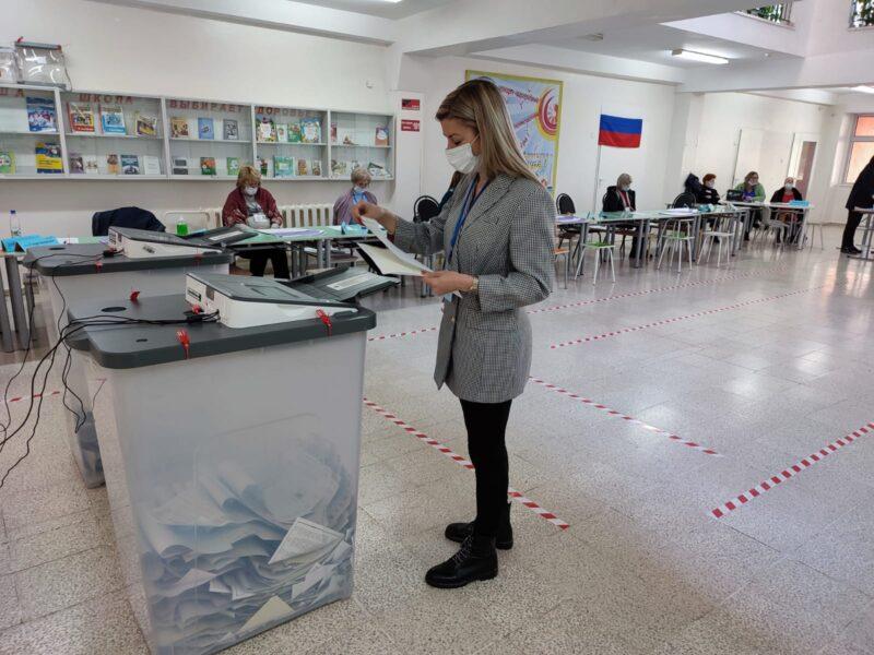 Второй день голосования в Тверской области прошел в праздничной атмосфере и без нарушений