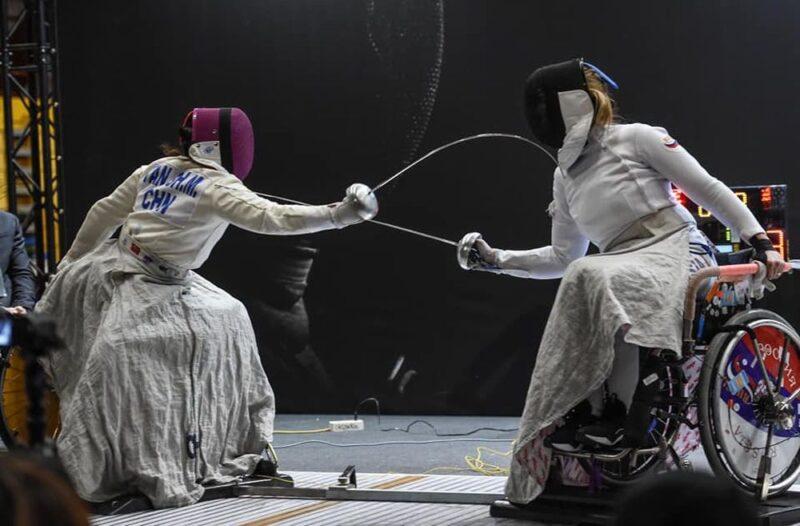 Шпажистка из тверской глубинки завоевала в Токио серебряную медаль