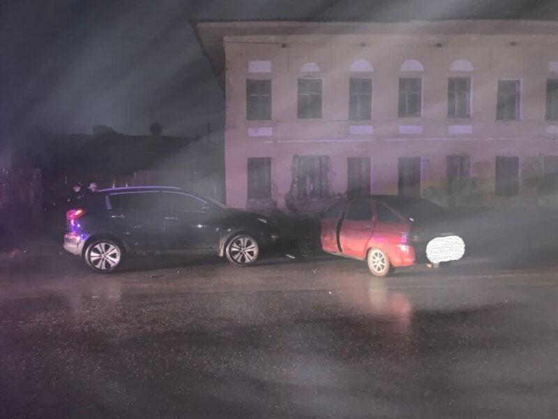 Пьяный водитель иномарки сбил пешехода в Тверской области
