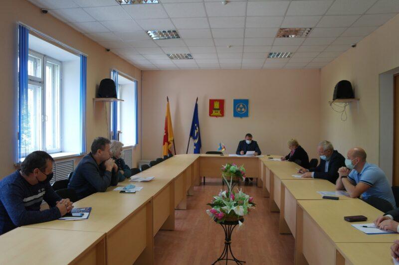 В администрации Бологовского района обсудили подготовку к отопительному сезону