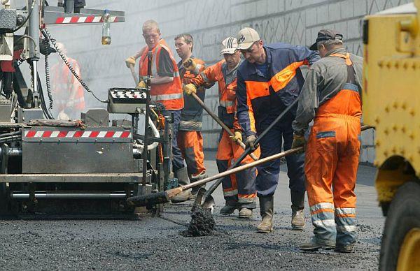 В Тверской области массово ремонтируют дороги