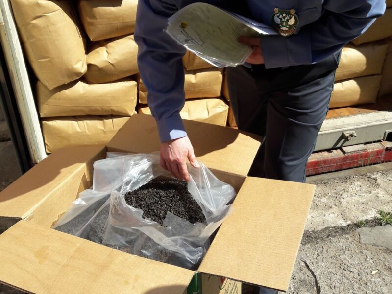 Специалисты Россельхознадзора провели досмотр импортных и экспортных грузов с продукцией растительного происхождения