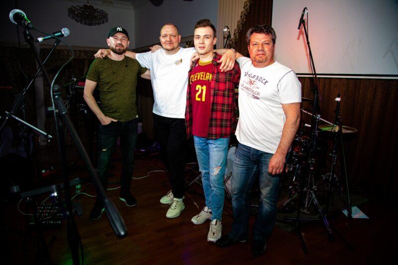 В тверском клубе прозвучит блюз-рок в исполнении RANDY MEN