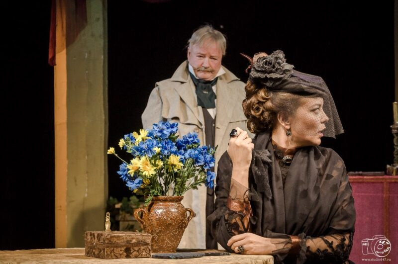 В Тверском театре драмы покажут шутку в одном действии