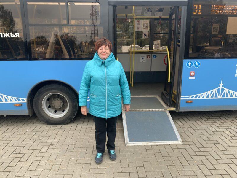 В Конаково местные жители уже протестировали новые автобусы