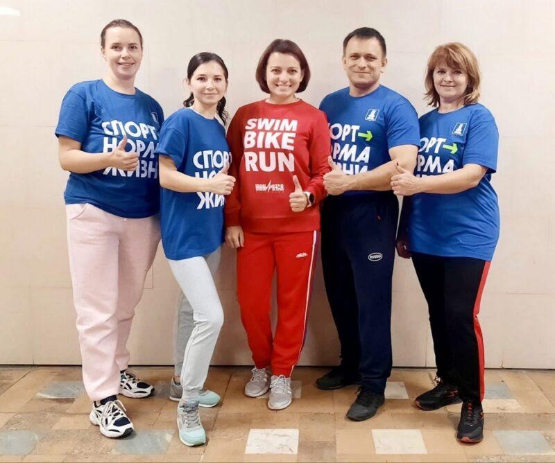 Татьяна Писаренко из Конаковского района показала лучший результат в ГТО