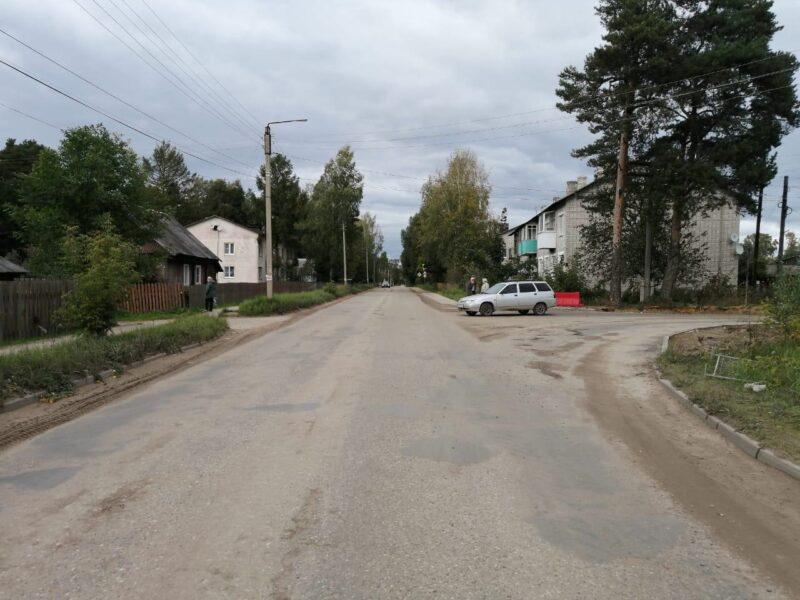 В Тверской области сбили пожилого велосипедиста