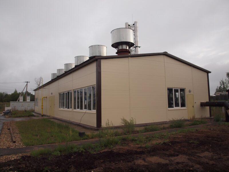 Больше 10 домов в Бологое будут получать тепло и горячую воду от новой котельной