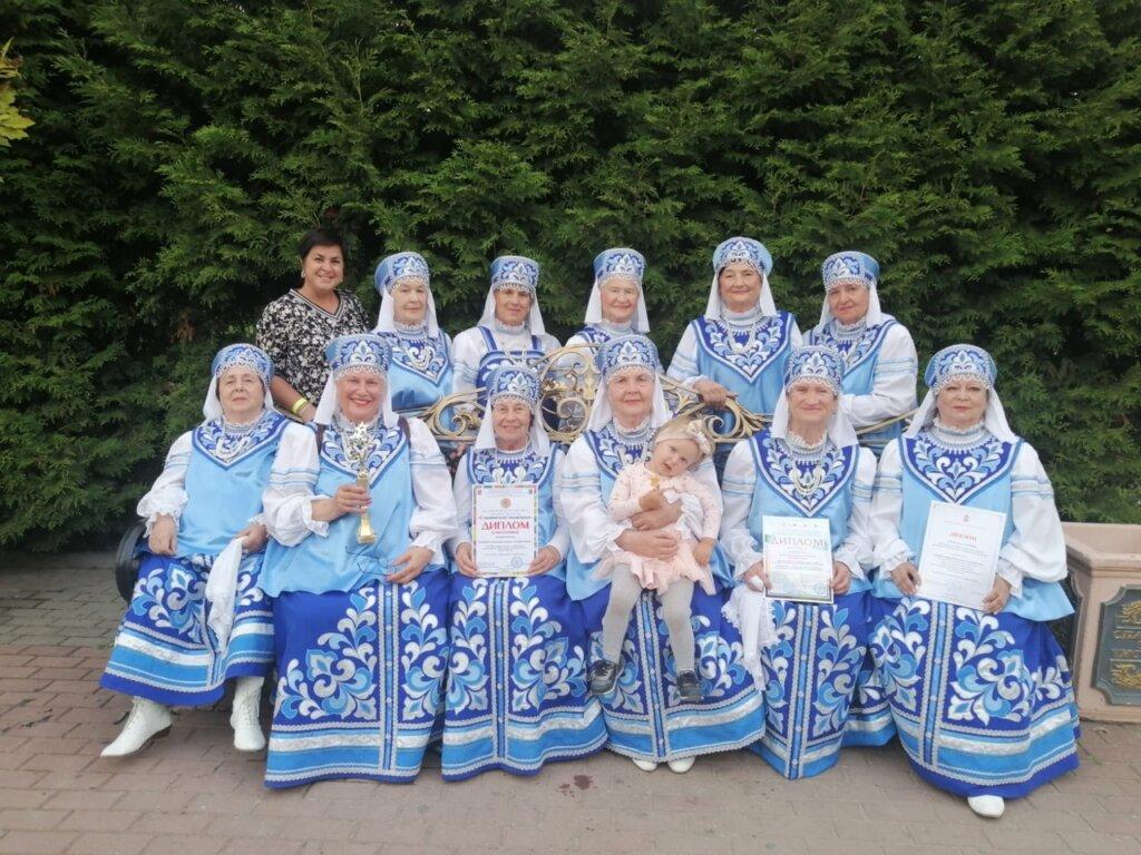 Ансамбль народной песни «Северяночка» из Конаково стал лауреатом фестиваля «Троицкие обереги-2021»