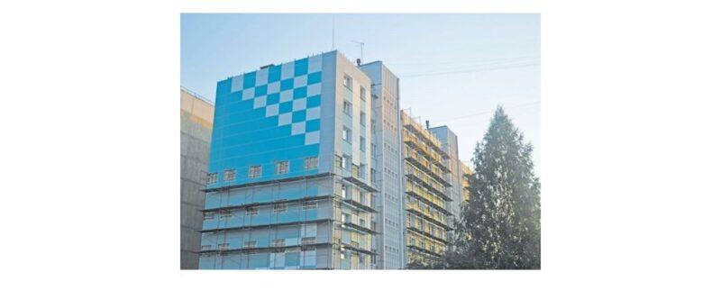 В домах города Конаково проводят капитальный ремонт