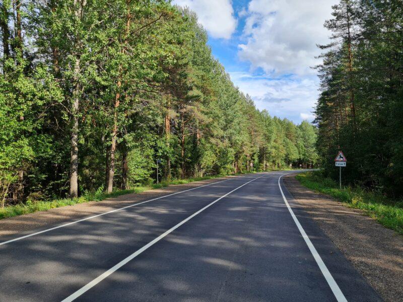 В Тверской области отремонтировано больше 760 км дорог, ведущих к туристическим объектам