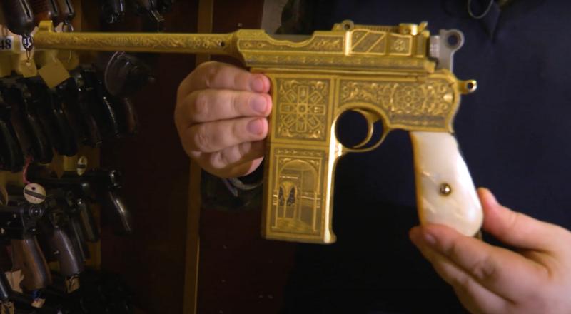 Музей Победы покажет жителям Тверской области легендарное оружие
