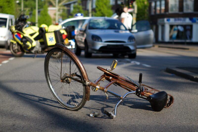 Во дворе дома в Твери сбили 9-летнего велосипедиста