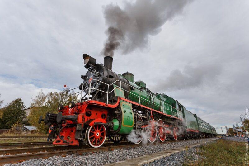 Ретропоезд «Селигер» продолжит ходить дважды в неделю