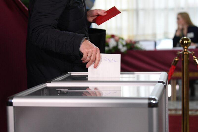 На выборах в Тверской области уверенную победу одержала «Единая Россия»