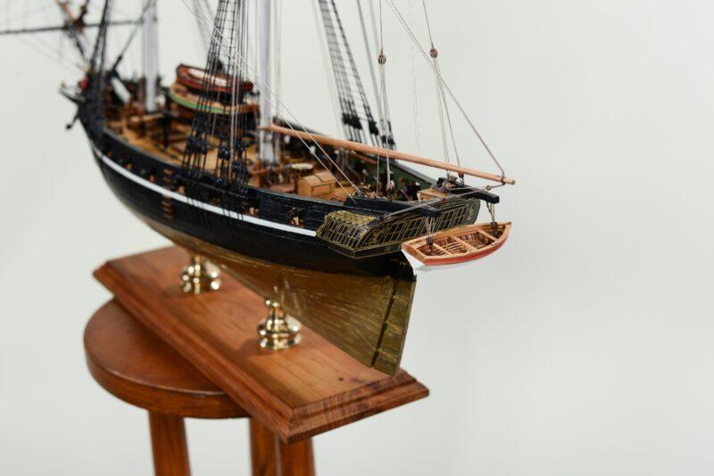 В Тверской области проходит выставка «Морская слава России»