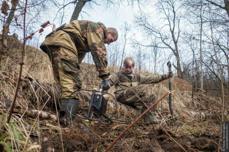 В Тверской области стартует осенний этап Бельской поисковой экспедиции